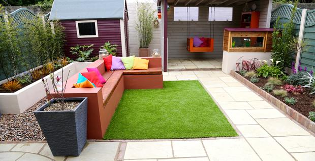 Irish landscaper wows on Super Garden with design for young widow ...