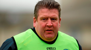 Offaly manager Eamonn Kelly (SPORTSFILE)