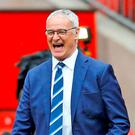 Leicester City manager Claudio Ranieri (Reuters)