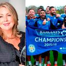 Susan Whelan is CEO of champions Leicester