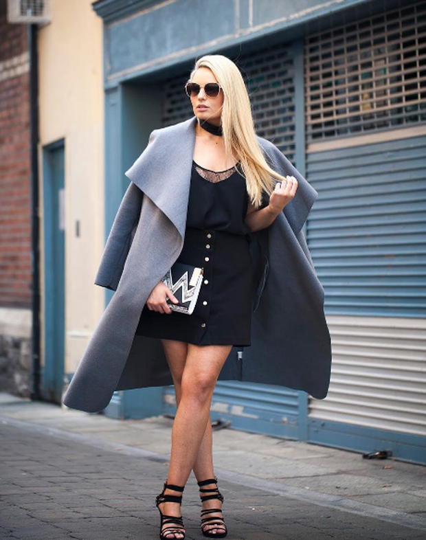 Louise O'Reilly of Style Me Curvy. Photo: Instagram