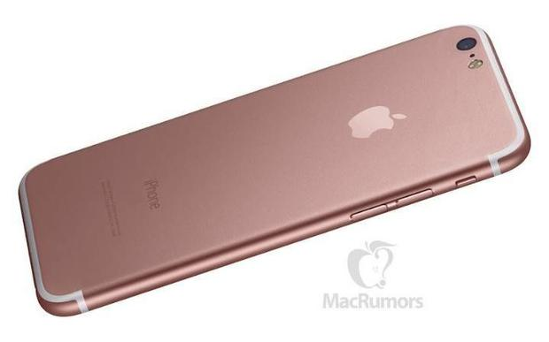 The iPhone 7 may do away with the plastic antenna strips Credit: MacRumors