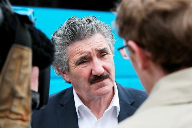 Minister of State for Training and Skills: John Halligan