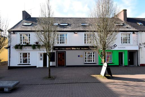 Darby Arms in Ballincollig.