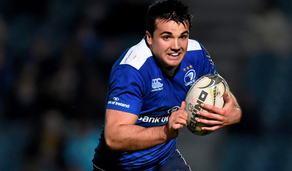 Leinster native Cian Kelleher is moving to Connacht, with the blessing of David Nucifora (SPORTSFILE)