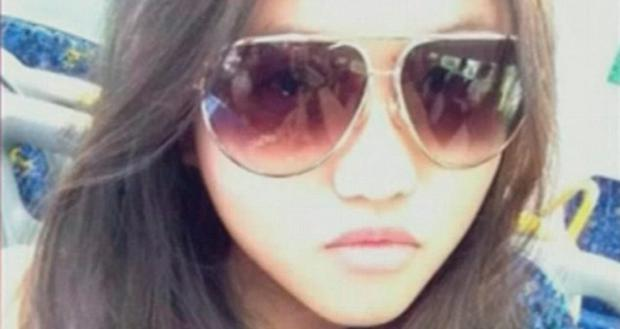 Christine Jiaxin Lee, 21, who was arrested at Sydney Airport