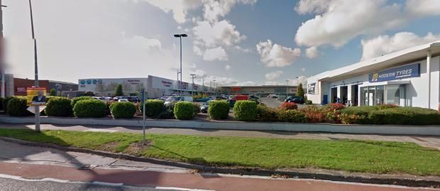 B&Q Belgard Road. Picture: Google Maps
