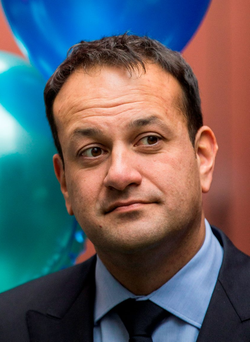 Leo Varadkar. Photo: Mark Condren