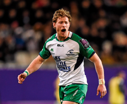 "Kieran Marmion: ""We have been working hard all year, we have achieved a lot already"" Photo: Sportsfile"