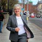 Tipped for Cabinet: Katherine Zappone. Photo: Tom Burke