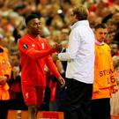 Klopp will have to decide if he will play Daniel Sturridge