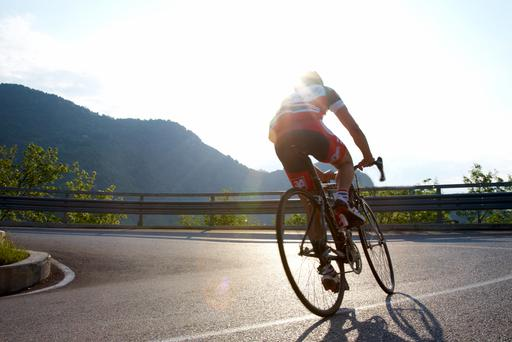 Cycling Ireland issued warning to young cyclists on its website