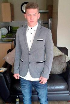Conaire Whyte (19) is to appear in court later this month charged with rape after DNA tests were conducted by police