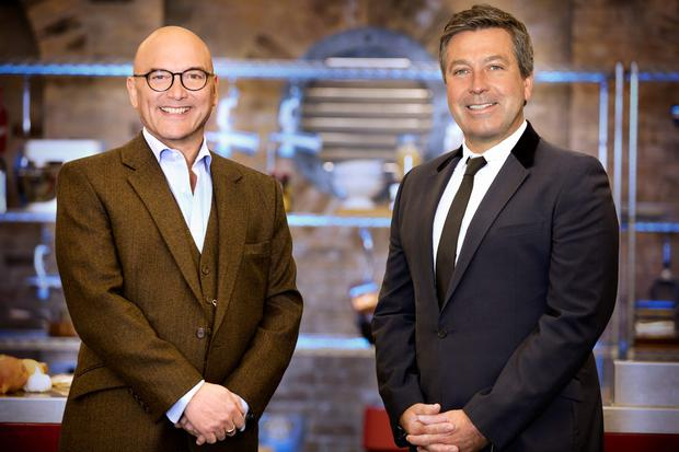 Picture Shows: (L-R) Gregg Wallace, John Torode - (C) Shine TV - Photographer: Production