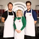 Masterchef 2016 finalists Billy, Jane, Jack - (C) Shine TV