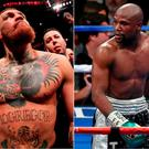 Could we see a Conor McGregor v Floyd Mayweather superfight?
