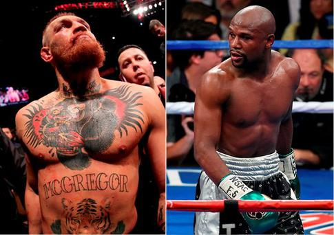 mcgregor vs mayweather wann
