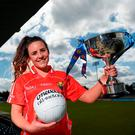 Cork's Orlagh Farmer has her sights set on League glory (SPORTSFILE)