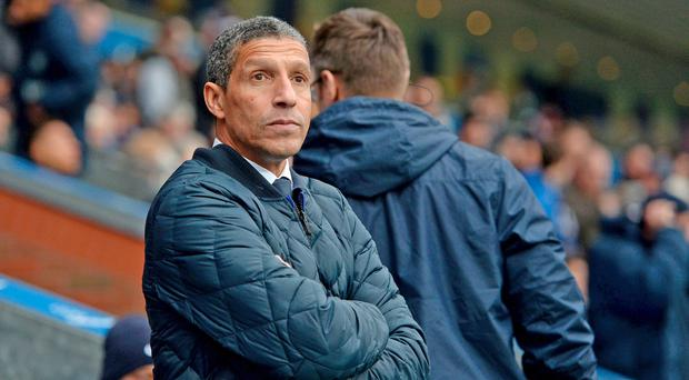 Chris Hughton (Getty Images)