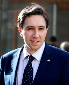 New Health Minister Simon Harris has a daunting task ahead as hospitals sink further into the red Photo: Tom Burke