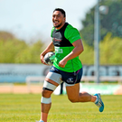 Bundee Aki ignites the Connacht collective and that takes a special type of player (SPORTSFILE)
