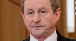 'If Kenny had stepped aside and Fine Gael had really put it up to Fianna Fáil to form a government ... then the Soldiers of Destiny would have had to step up to the plate' Photo: RollingNews.ie/Photocall Ireland
