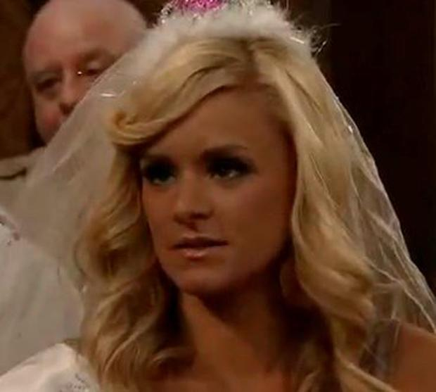 Mandy in Coronation Street