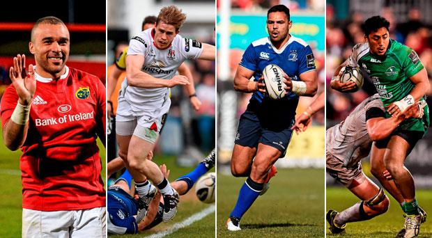 It is a huge day for the Irish provinces