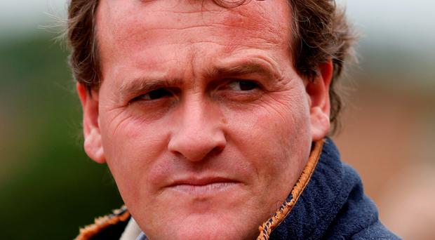 Trainer Richard Hannon. Photo: Getty Images