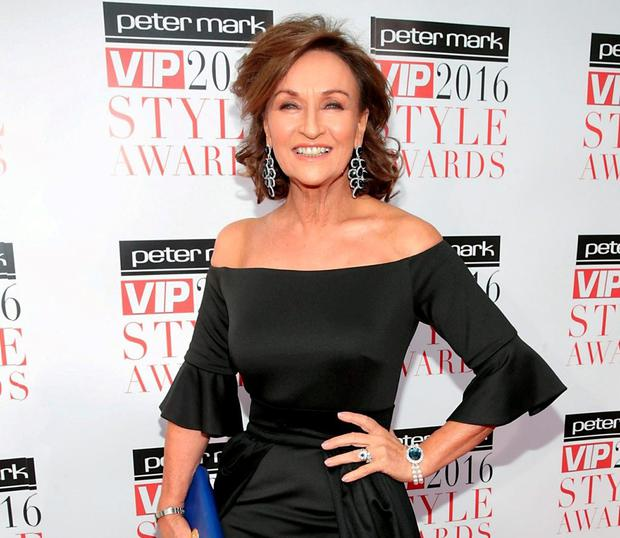 STYLISH: Celia Holman Lee at The Peter Mark VIP Style Awards this weekend. All photos: Brian McEvoy