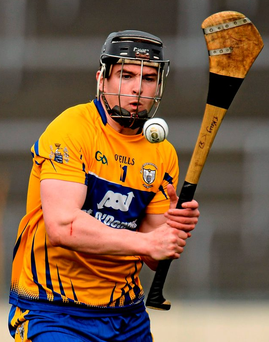 Clare's Tony Kelly Photo: Piaras Ó Mídheach / SPORTSFILE