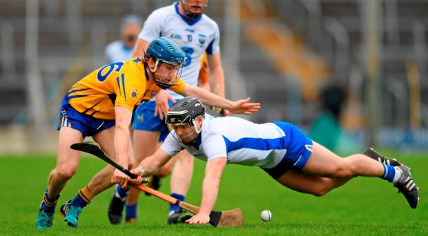 Shane O'Donnell returns to the Clare team this afternoon