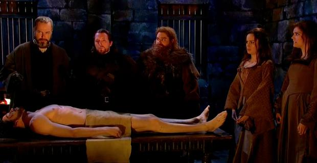 SNL spoof Game of Thrones