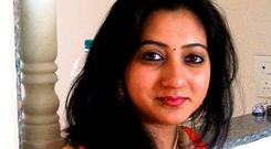 Savita Halappanavar died at Galway University Hospital in 2012 Photo: REUTERS/Irish Times/handout