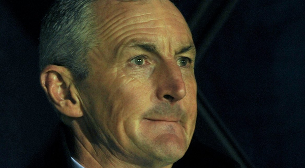 Cork City manager John Caulfield. Photo: Eóin Noonan / Sportsfile