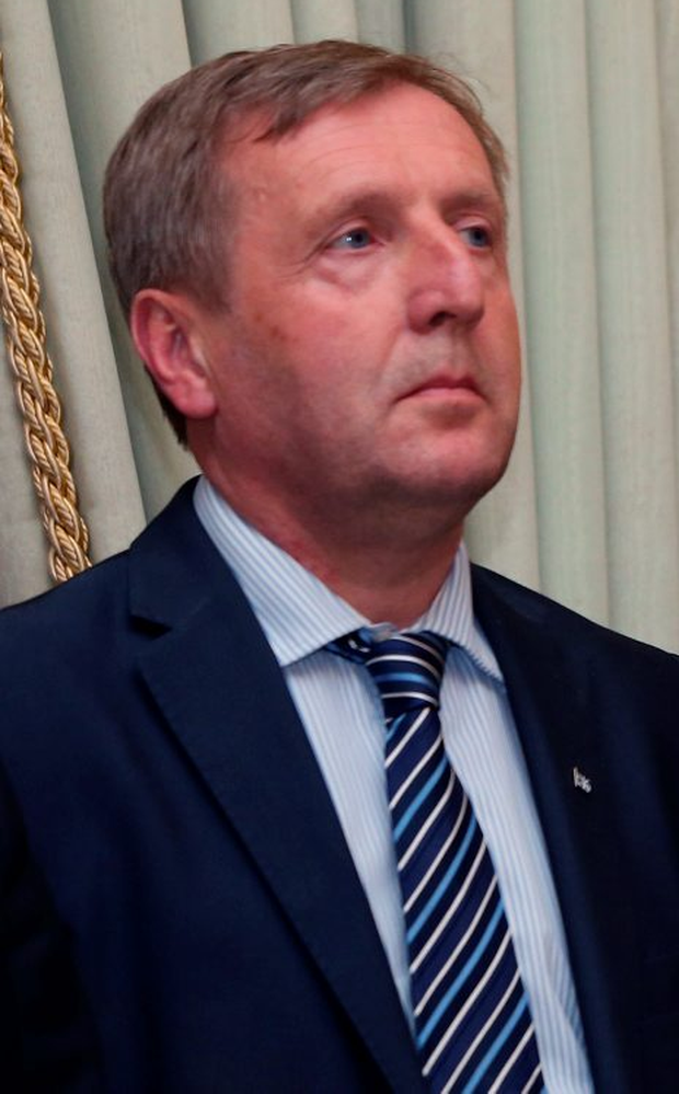 Newly appointed Minister Michael Creed Photo: Colin Keegan, Collins Dublin