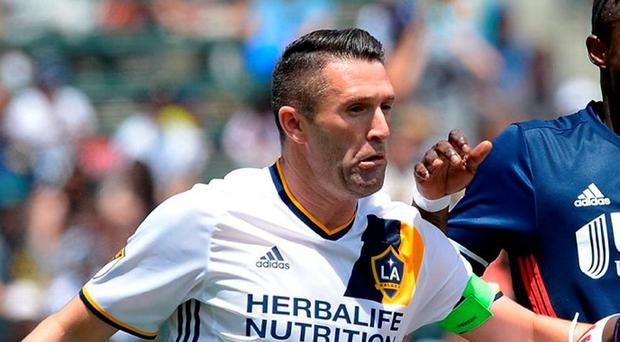 Los Angeles Galaxy forward Robbie Keane. Photo: Jayne Kamin-Oncea-USA Today Sports