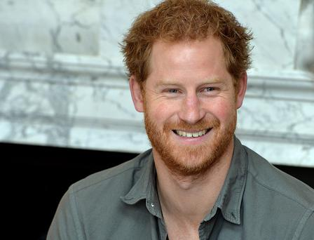 Prince Harry. Photo: Getty