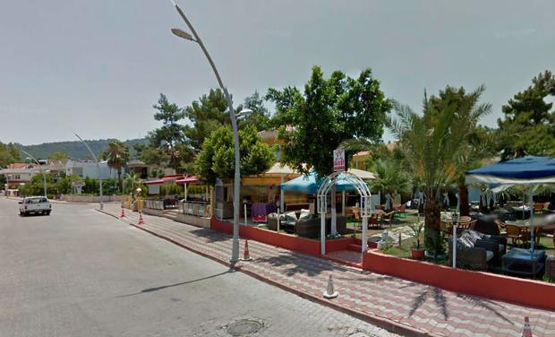 The resort of Kemer, Turkey (Photo: Google Maps)