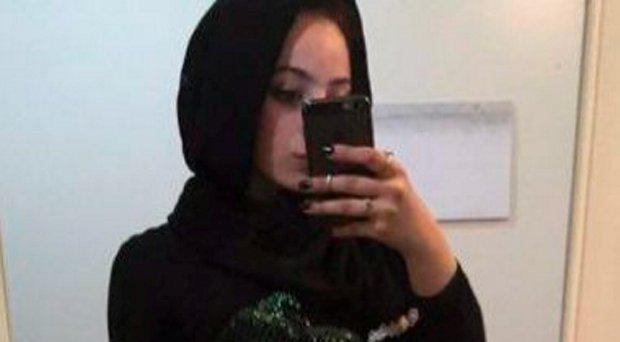 Bayan wears a hijab in her Twitter profile picture