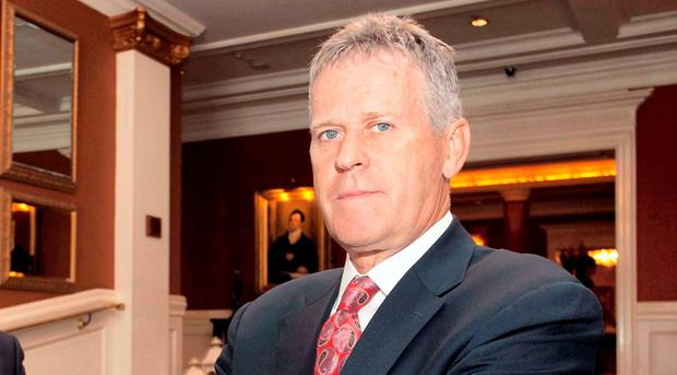 Kerry Group chief executive Stan McCarthy stepped down from his role as chief executive of the farmers' body, Kerry Co-op.