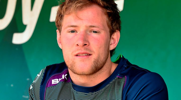 Connacht's Kieran Marmion. Photo: Sportsfile