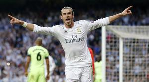 Real Madrid superstar Gareth Bale