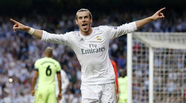 Bale's absence is down to his participation in the Champions League final in Milan on May 28. Photo: Getty