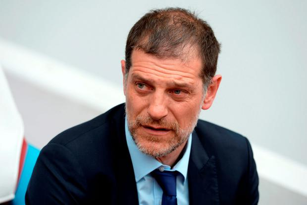 Slaven Bilic. Photo: PA