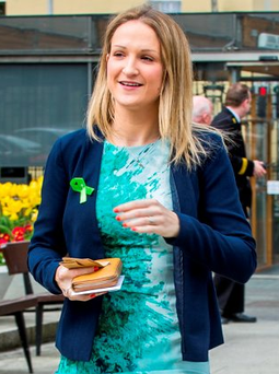 Mr Kenny is expected to promote a number of female TDs, including Helen McEntee. Photo: Douglas O'Connor