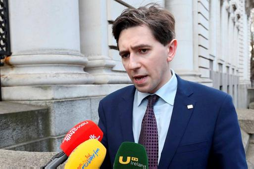 New Health Minister Simon Harris faced stiff criticism from hospital emergency consultants who condemned the new Programme for Government for producing a 'watered-down' plan to ease the trolley crisis. Photo: RollingNews.ie
