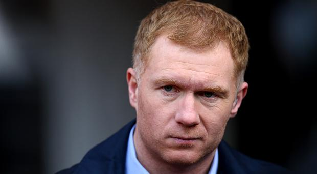 Former Manchester United player Paul Scholes . Photo: Getty Images