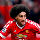 Marouane Fellaini. Photo:PA