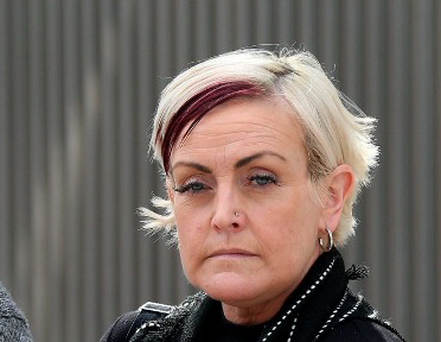 Audrey Fitzpatrick alleged that she was injured when her foot went into an open shore on Lorcan Drive, Santry, Dublin on May 29, 2014.